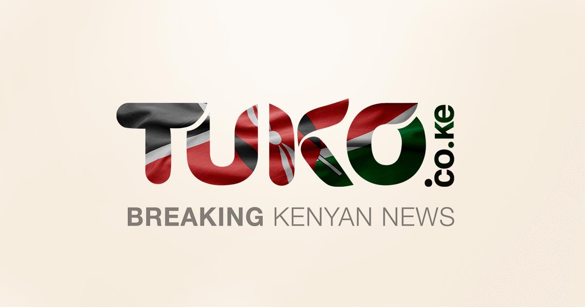 Breaking News, Kenya News. Today's latest from Tuko.co.ke